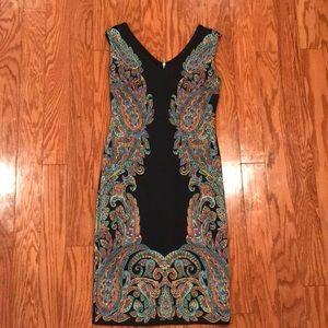 Carmen Marc Valvo mini dress